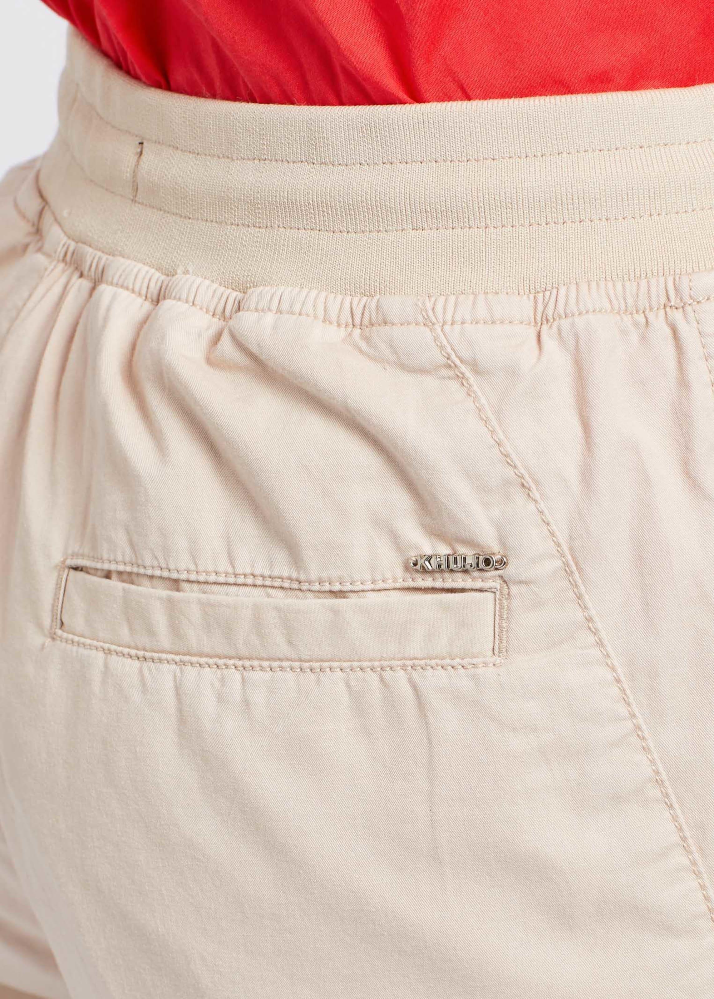 Pantalon Pantalon Khujo En 'nathalia' 'nathalia' En Pantalon Khujo Khujo Crème Crème 'nathalia' F1cTKJl
