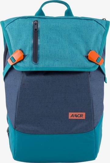 AEVOR Tagesrucksack 'Daypack' in blau / türkis, Produktansicht