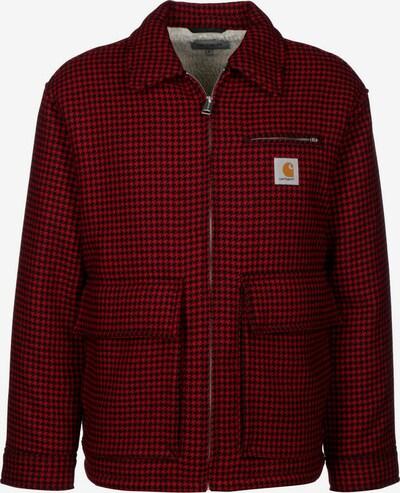 Carhartt WIP Winterjas 'Ryder' in de kleur Rood / Zwart, Productweergave