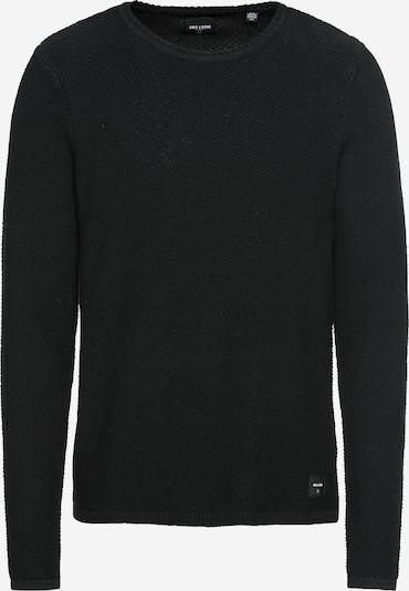 Only & Sons Pullover 'onsDAN 7 STRUCTURE CREW NECK NOOS' in schwarz, Produktansicht