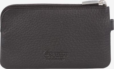 Esquire Schlüsseletui 'Sienna' in dunkelbraun, Produktansicht