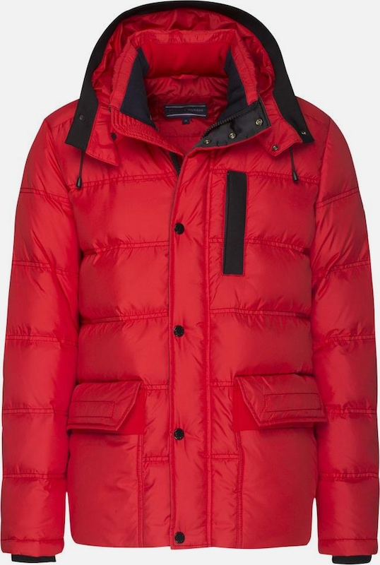 Tommy Hilfiger Jacke tommy Vers Le Bas Hdd Bombardier