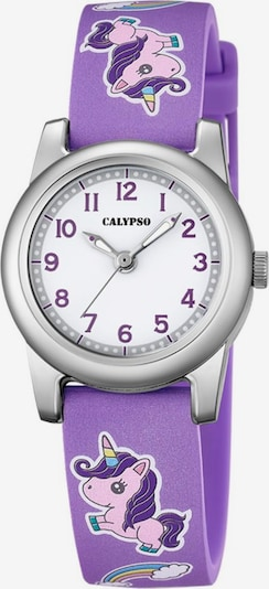 CALYPSO WATCHES Uhr in lila, Produktansicht