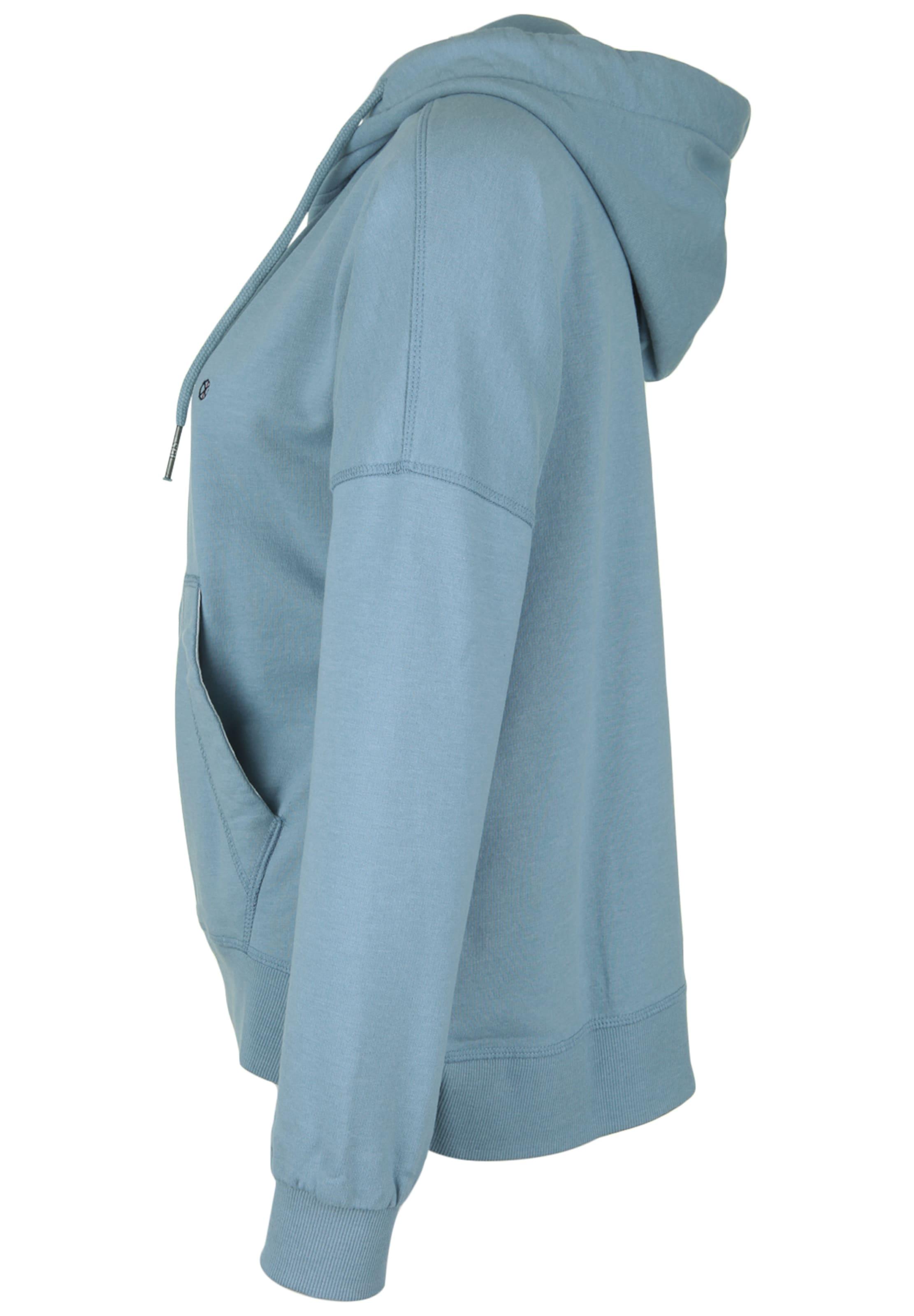 For 'phillina' Life Hellblau BlauRauchblau Shirts In Kapuzensweatjacke 8kXP0NnwOZ