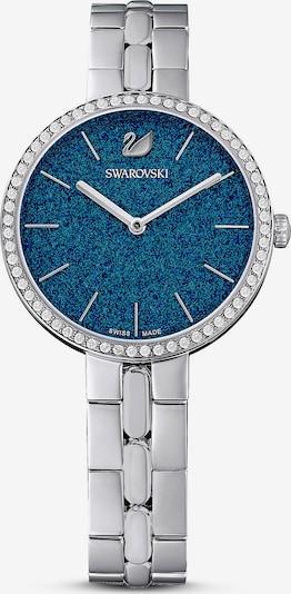 Swarovski Analógové hodinky - tmavomodrá / strieborná, Produkt