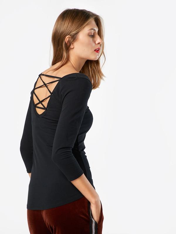 Review Shirt 'LACEDBACK'