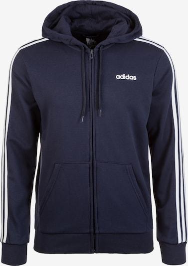 ADIDAS PERFORMANCE Sportsweatvest in de kleur Donkerblauw / Wit, Productweergave