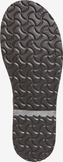 BIRKENSTOCK Chaussure à lacets 'Pasadena Ace Walk' en brun foncé: Vue de dessous