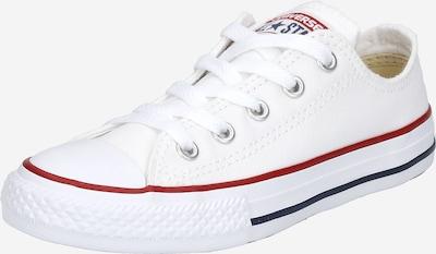 CONVERSE Sneaker 'C/T ALLSTAR OX' in weiß: Frontalansicht