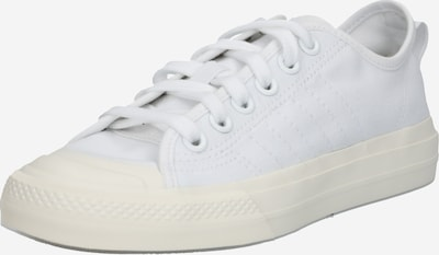 ADIDAS ORIGINALS Sneaker 'Nizza RF' in weiß, Produktansicht
