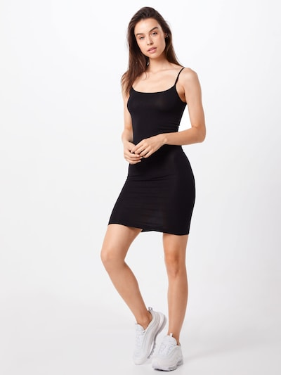 Samsoe Samsoe Kleid 'Talla' in schwarz, Modelansicht