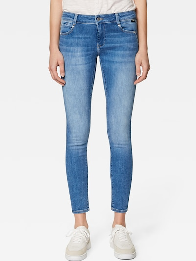 Mavi Jeans 'LEXY' in blue denim, Modelansicht