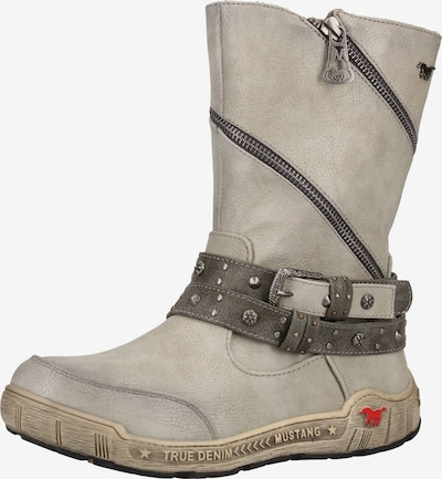MUSTANG Stiefel in grau, Produktansicht