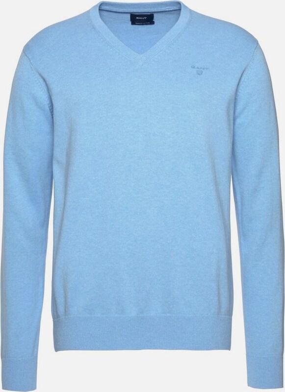 GANT Pullover in rauchblau  Neu in diesem Quartal