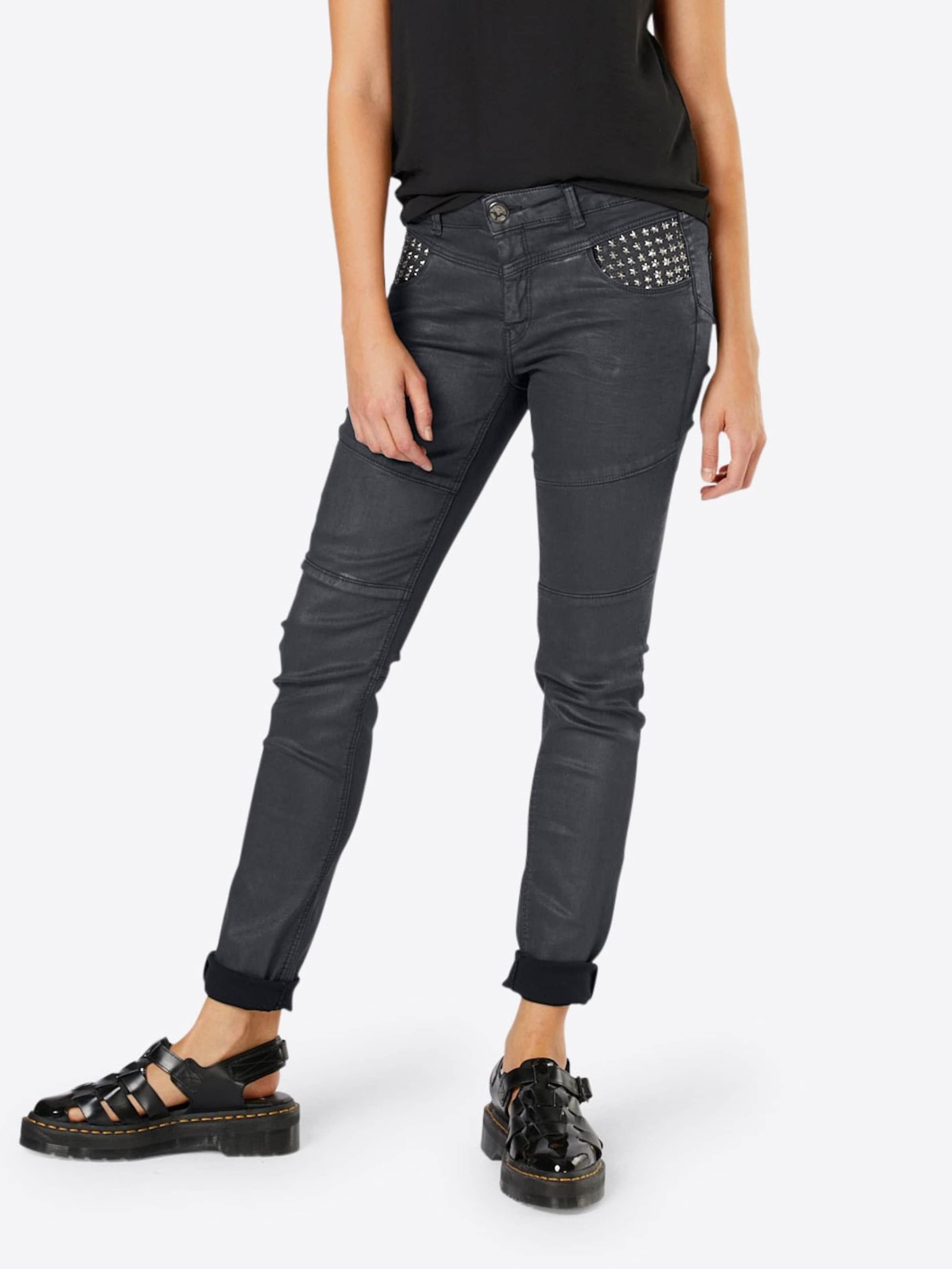 Erscheinungsdaten Authentisch Freies Verschiffen Angebote MOS MOSH Jeans 'Ozzy Star Biker' Bestseller Günstig Online zpE9602zP