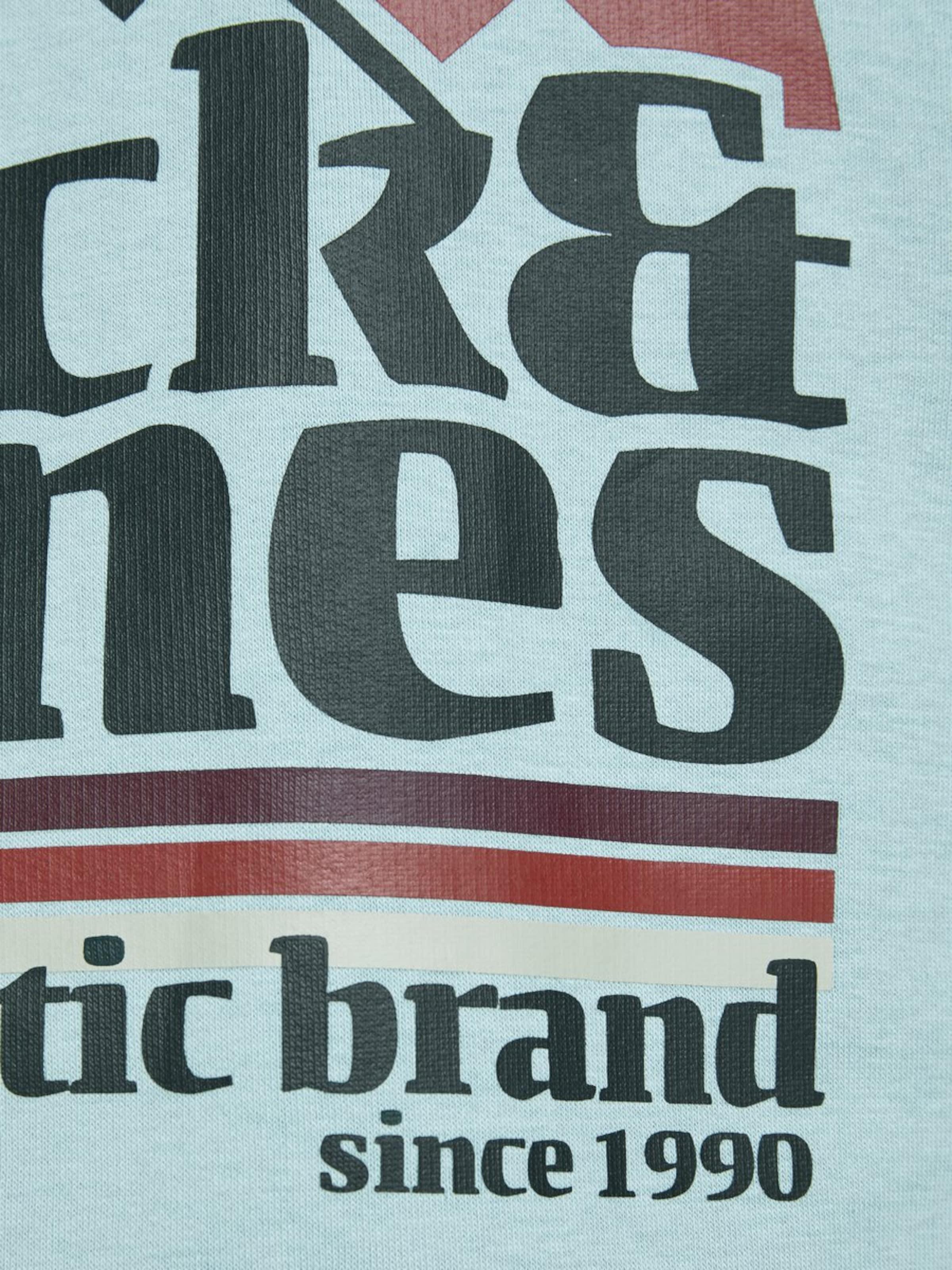 Bleu Jackamp; Sweat Jones En shirt Clair QCdxBoWEre