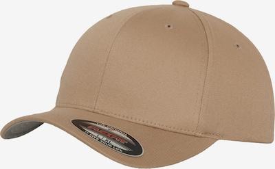Flexfit Cap in hellbraun, Produktansicht