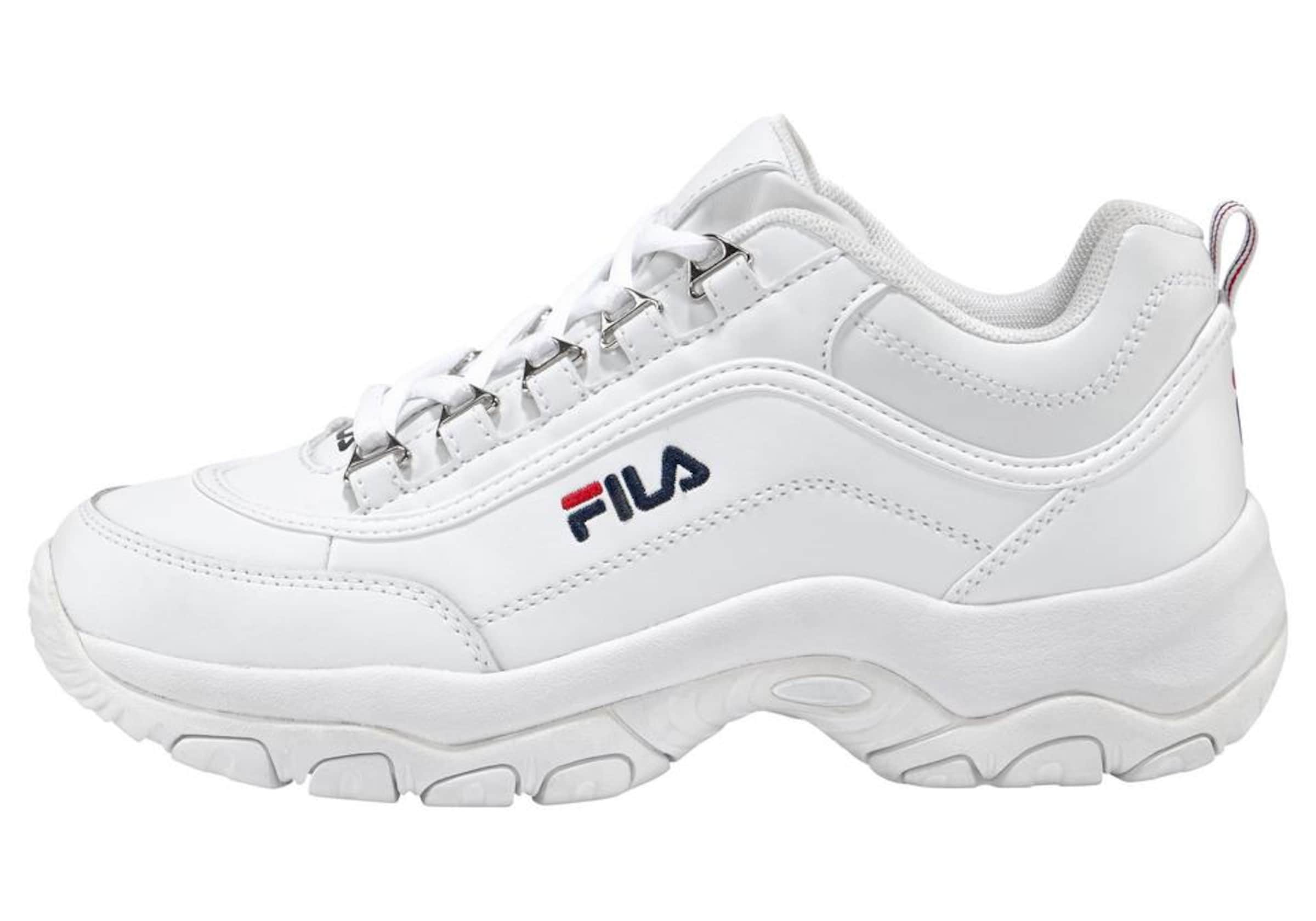 'strada' 'strada' Sneaker Sneaker In In Weiß Fila Fila Fila Weiß 5ARj34qL