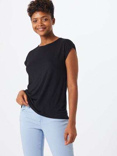 Soyaconcept Tričko 'Marica 39' - čierna: Pohľad spredu