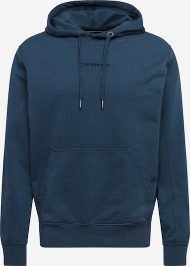 Calvin Klein Jeans Sweatshirt 'INSTIT' in blau, Produktansicht