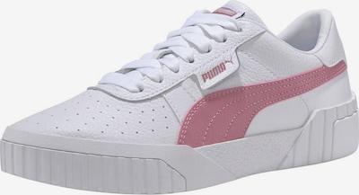 PUMA Sneaker in pink / weiß: Frontalansicht
