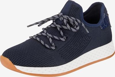LA STRADA Sneaker in blau / dunkelblau / weiß, Produktansicht