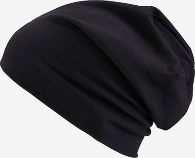 MSTRDS Beanie in schwarz, Produktansicht