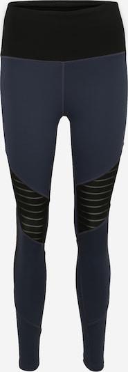 REEBOK Leggings in blau / schwarz, Produktansicht