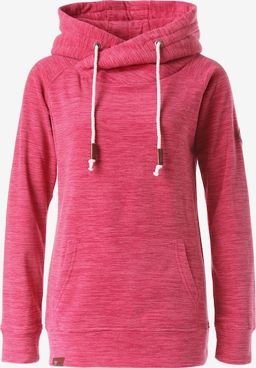 Lakeville Mountain Pullover 'Tanji' in dunkelpink, Produktansicht