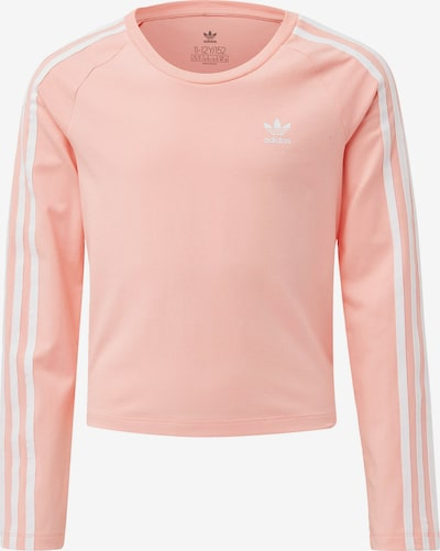 ADIDAS ORIGINALS Shirt in rosa / weiß, Produktansicht