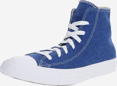 CONVERSE Sneaker 'CTAS HI' in blau / weiß, Produktansicht