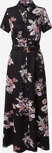 Palaidinės tipo suknelė iš VERO MODA, spalva – rožių spalva / juoda, Prekių apžvalga