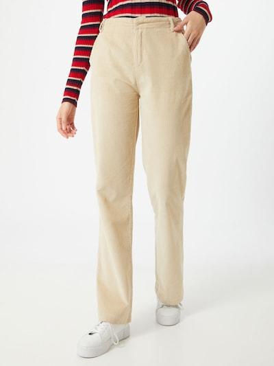 Pepe Jeans Hose 'Isa' in creme, Modelansicht