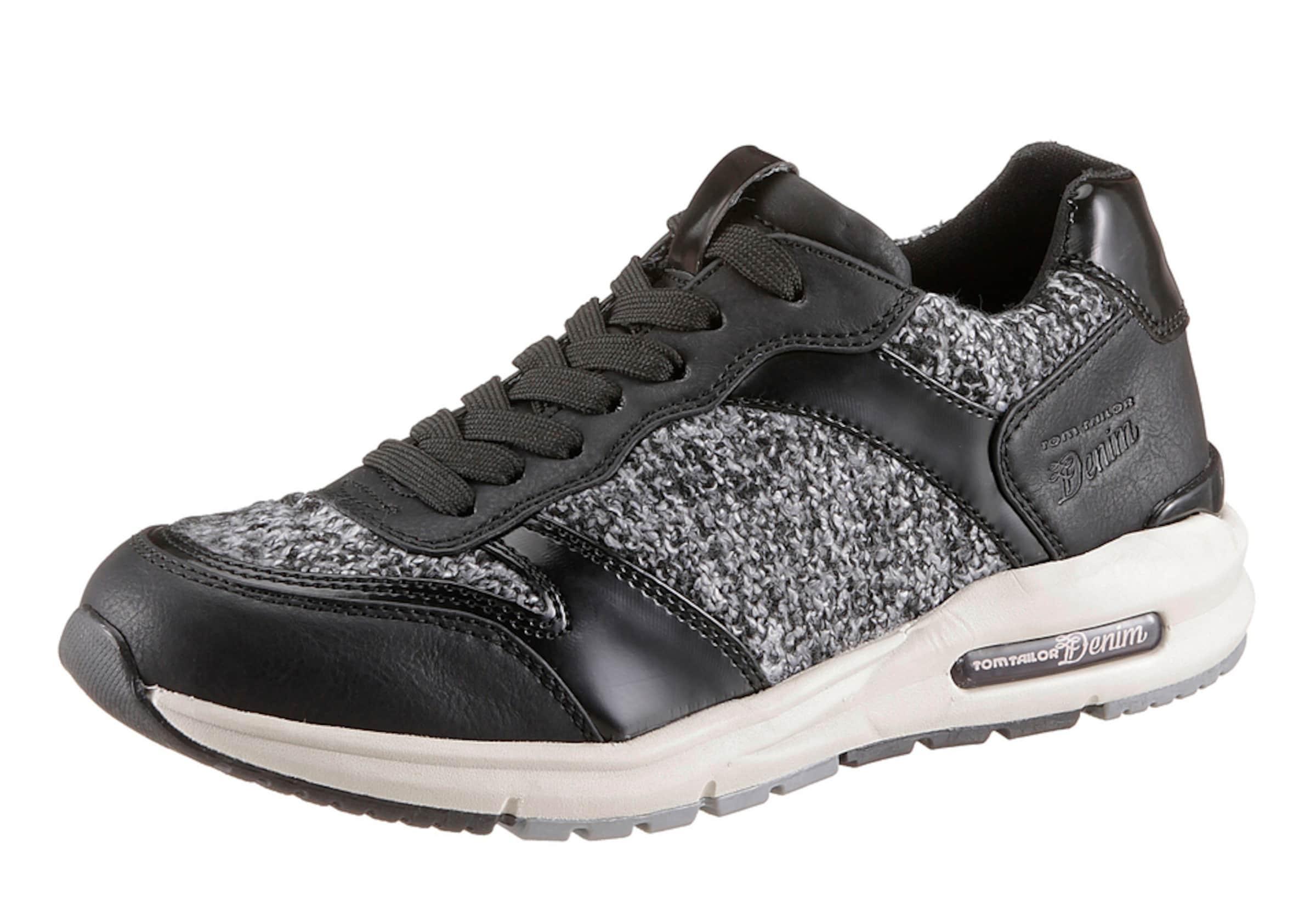 Verkauf Truhe Bilder TOM TAILOR Sneaker Günstig Kaufen Erschwinglich km9mVU54a3