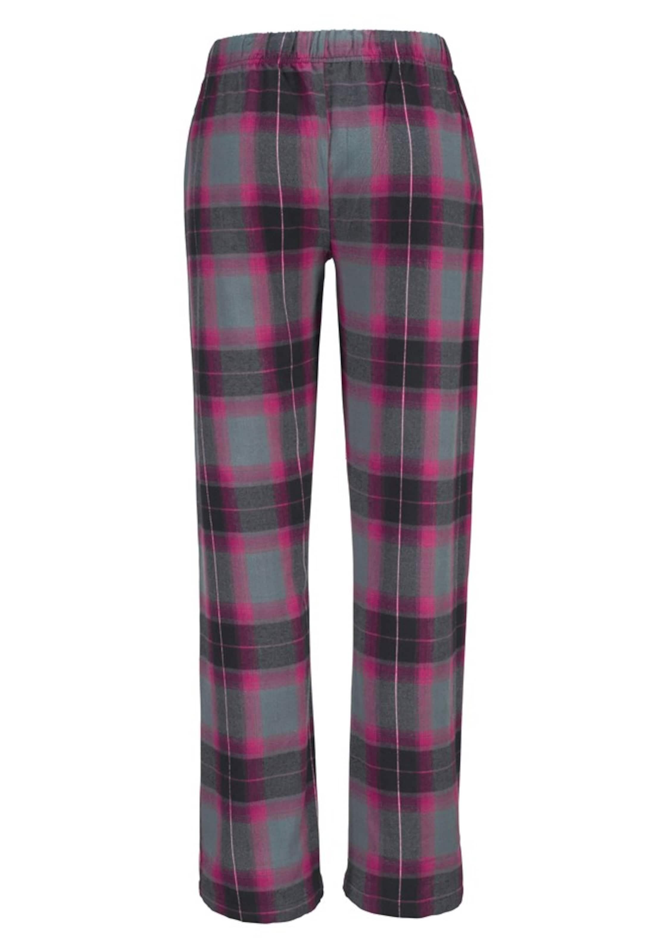 Lascana Noir En Lascana Pyjama GrisViolet En Pyjama GrisViolet 80kPXwNnO