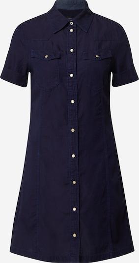 Rochie tip bluză 'Tacoma' G-Star RAW pe albastru închis, Vizualizare produs
