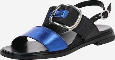 MJUS Sandalen 'GRAM' in blau / schwarz, Produktansicht