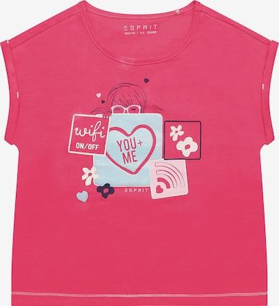 ESPRIT T-Shirt in pink, Produktansicht