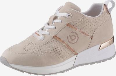bugatti Sneaker in beige, Produktansicht