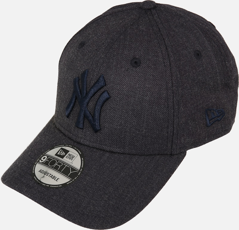 NEW ERA Čiapka 'WINTERIZED THE LEAGUE NEYYAN NVY New York Yankees' - námornícka modrá, Produkt