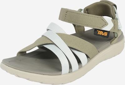 TEVA Sandales en beige, Vue avec produit