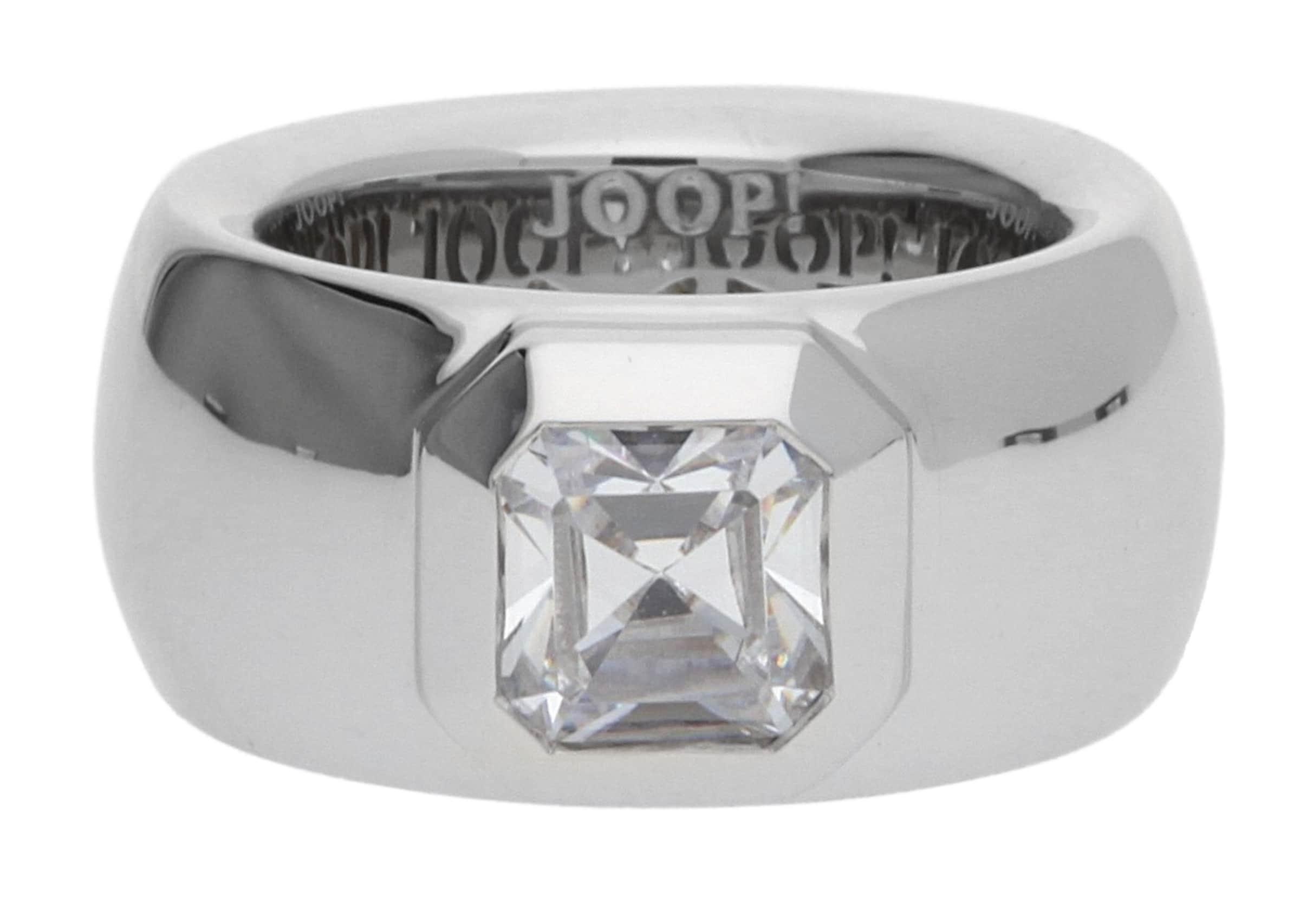 JOOP! Damen Fingerring Silber Keria JPRG90684A Komfortabel Zu Verkaufen Rabatt Wirklich Webseite Günstiger Preis jvgrqyVup