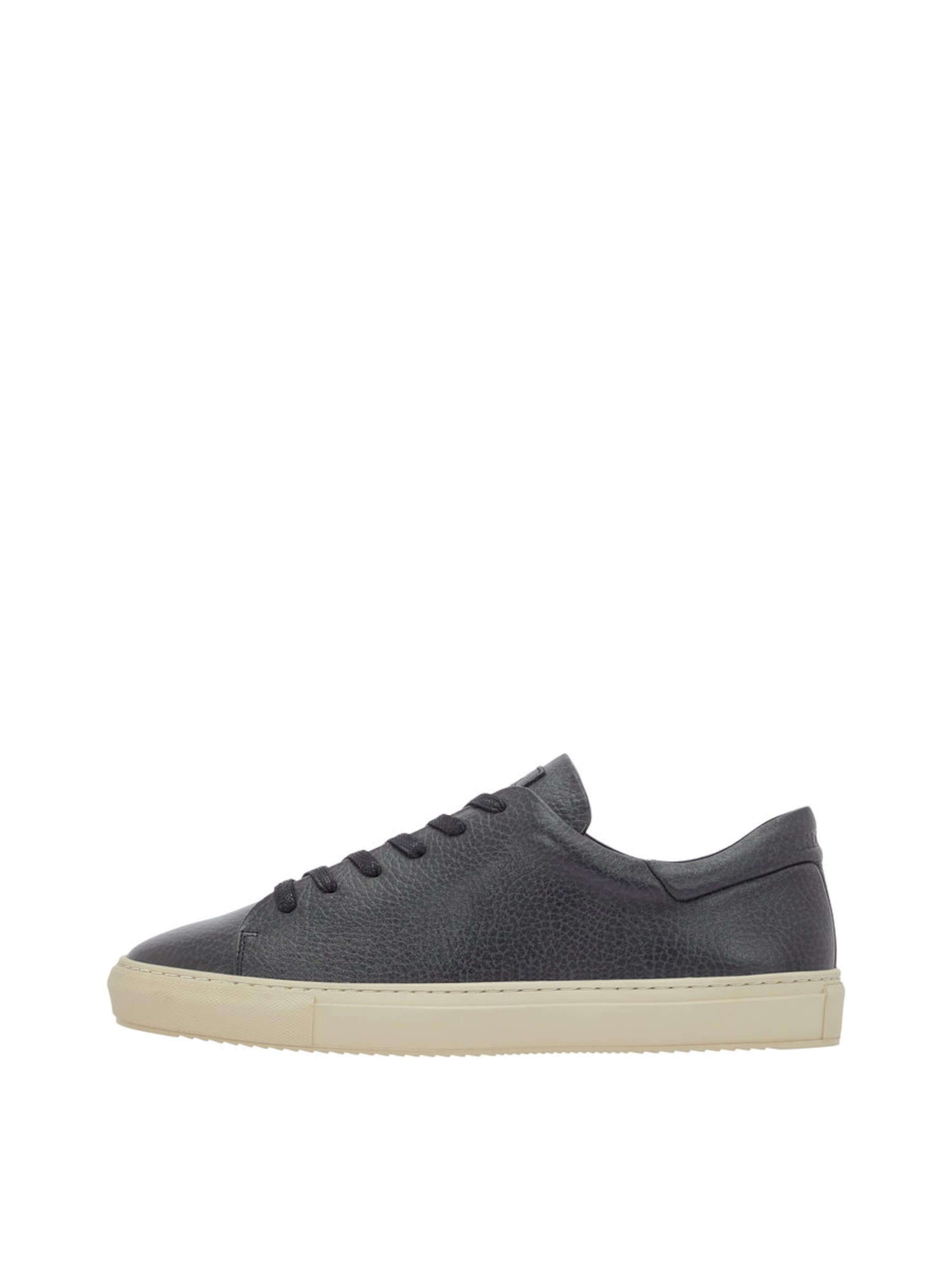 J.Lindeberg Lot Leather Grain Sneaker