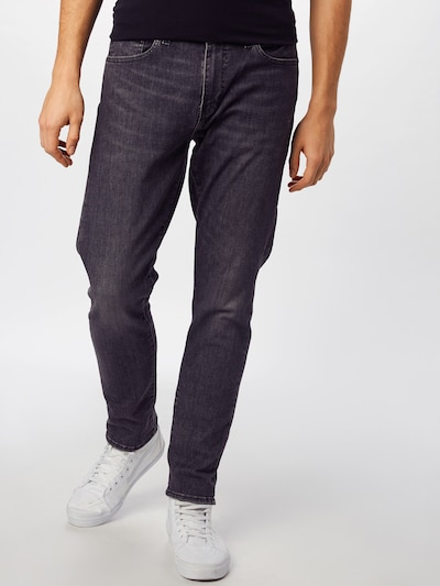 LEVI'S Jeans '512™' in black denim, Modelansicht
