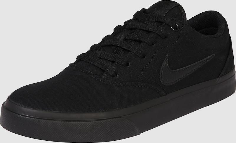 a18a4b7d62 Nike SB Rövid szárú edzőcipők 'CHARGE SLR' fekete színben | ABOUT YOU