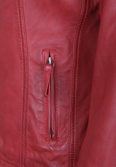 7ELEVEN Tussenjas 'GRACE' in de kleur Rood, Productweergave
