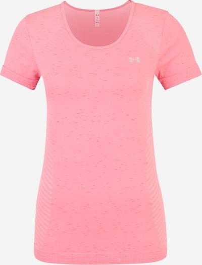 UNDER ARMOUR Funktionsshirt 'UA' in pink, Produktansicht