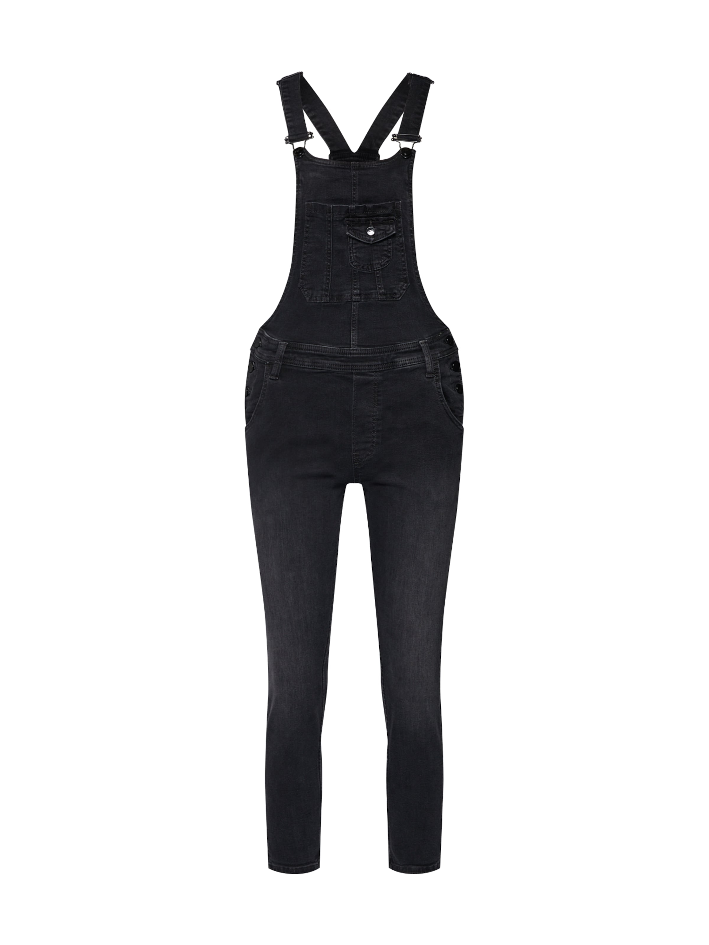 Pepe Pepe Pepe Jeans Latzhose 'HICKORY' in schwarz  Mode neue Kleidung 6fdbe6