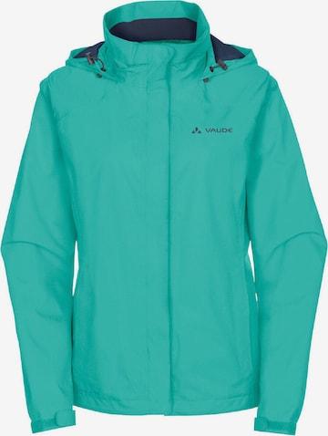 VAUDE Athletic Jacket 'Escape Bike Light' in Green