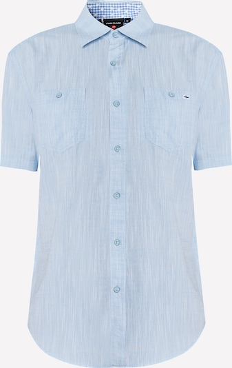 Finn Flare Hemd in hellblau, Produktansicht
